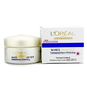 L'oreal Paris WHITE PERFECT RE-Lighting Whitening Day Face Cream 50ml