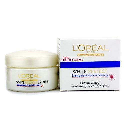 L'oreal Paris WHITE PERFECT RE-Lighting Whitening Day Face Cream 50ml
