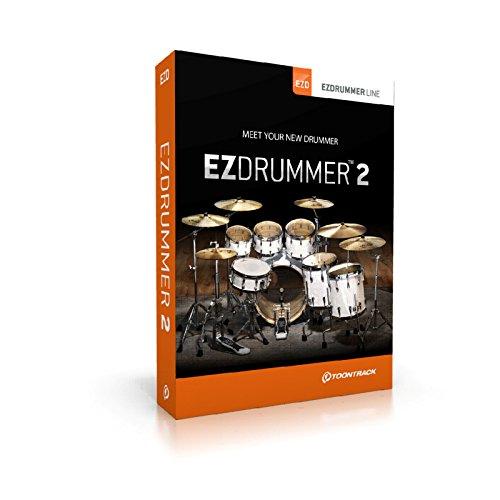 TOONTRACK ezdrummer2toontrac-Software Akku