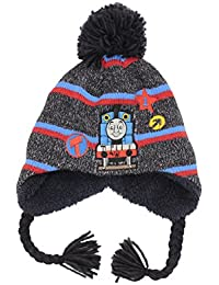 Hit Entertainment Official Licensed Thomas The Tank Engine Winter Peruvian Hat Age 3-6 Years Fleece Lined