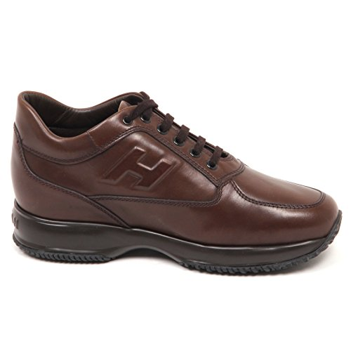 Hogan E2798 Sneaker Uomo Brown Interactive Scarpe Shoe Man Marrone 2018 Más Reciente Finishline Barato Real iiRTRvq