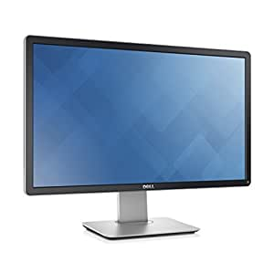 Dell P2314H 58,4 cm (23 Zoll) LED-Monitor (DVI, Display Port, 8ms Reaktionszeit) schwarz/silber