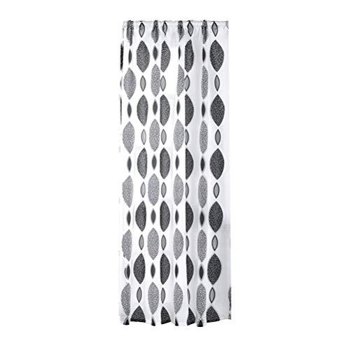 s Blase Muster Fenster Tüll Vorhänge Fenster Screening Dekoration für Wohnzimmer Schlafzimmer ()