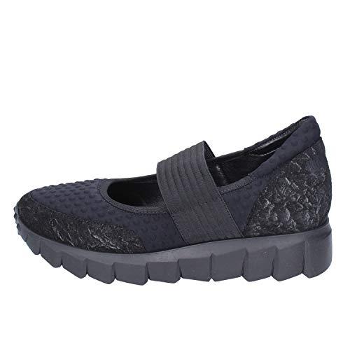 Andia Fora Shoes 6 Flats Womens Us Black yvmNn80Ow