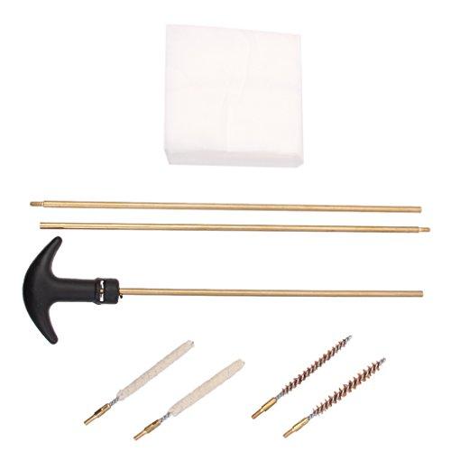 Gewehr-Reinigungs-Kit Draht Für 4.5mm 5.5mm Pistolen Nylon Bürsten Reiniger Werkzeug (Gun Bürste Nylon)