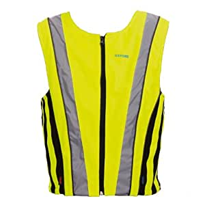 Oxford Bright Active Reflective Top - Yellow, 40-44 Inch
