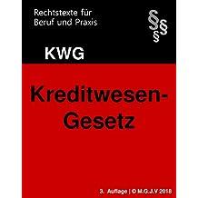Kreditwesengesetz: KWG