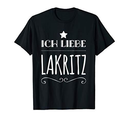 Shirt I Für Süßholz Wurzel Liebhaber ()