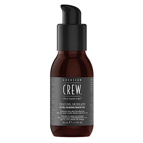 AMERICAN CREW Ultra Gliding Shave Oil, 50 ml