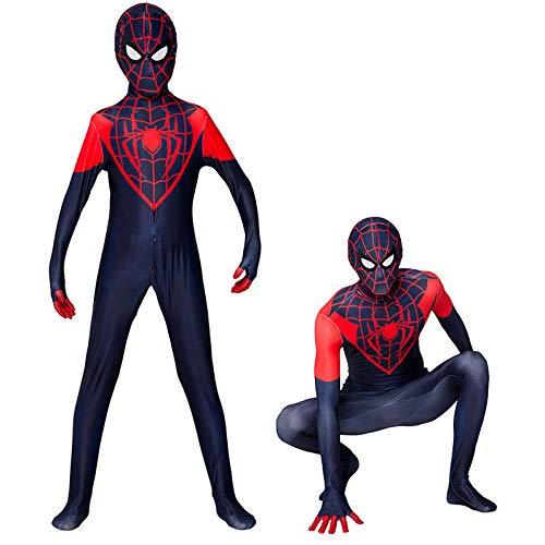 Schwarz Geeignet Spider Girl Kostüm - ZHANGQI Spider-Man Parallel Universum New Era