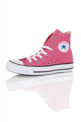 Converse 015850-550-15, Damen Herren Sneakers, Pink - Rosa - Carmine Rose - Größe: EU 36,5 (Hi-top Pink Converse)