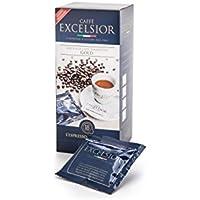CIALDE CAFFE' EXCELSIOR GOLD - Dispenser 18 cialde ESE Monodose
