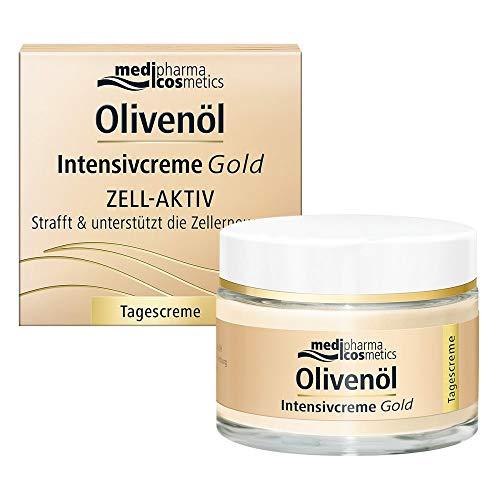 Olivenöl Intensivcreme Gold Zell-aktiv Tagescreme 50 ml