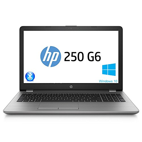 "NOTEBOOK 15,6"" HP 250 G6 CPU INTEL i5-7200U 2.50GHz Turbo Speed: 3.10 GHz / HDD 500GB/ 4 GB DDR4-2133 SDRAM / WINDOWS 10 PROFESSIONALE 64bit 1WY61EA"