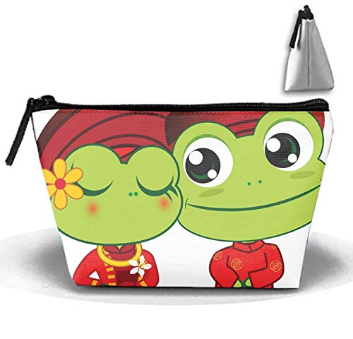 Trapezoidal Bag Makeup Bag Circuit Chips Cosmetic Bag Travel Makeup Pouch Bag Toiletry Bags -