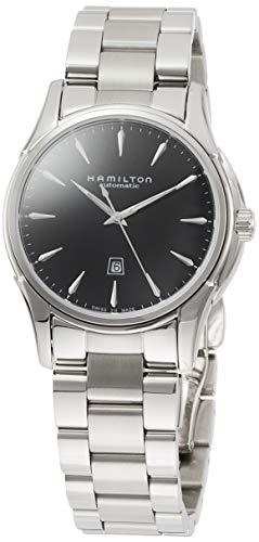 Hamilton Herren Analog Automatik Uhr mit Edelstahl Armband H32315131