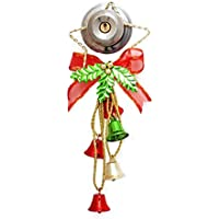 iStary Decoraciones Colgante De Navidad Hierro Forjado Apertura De La Ventana Del Reloj De La Ventana