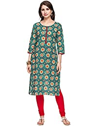 STOP By Shoppers Stop Womens Round Neck Printed Kurta