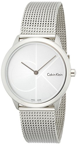 Calvin Klein Women's Analogue Quartz Watch with Stainless Steel Strap K3M2212Z