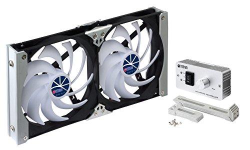 Titan TTC-SC09TZ - Ventilador de refrigerador