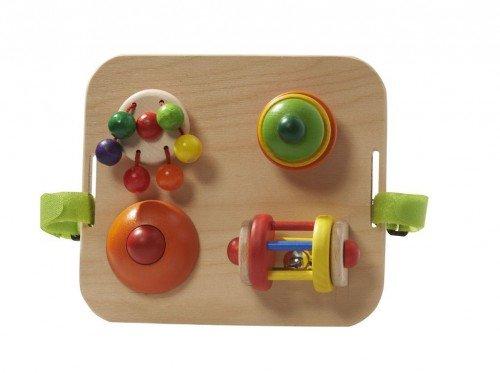 Tabla de juego para bebes, nic toys