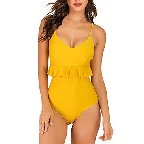 ALISIAM Badebekleidung Frauen Sexy Patchwork Bikini Push-Up Pad Bademode Badeanzug Beachwear Set Modische Zwei StüCke (76 Stück Geschirr Set)