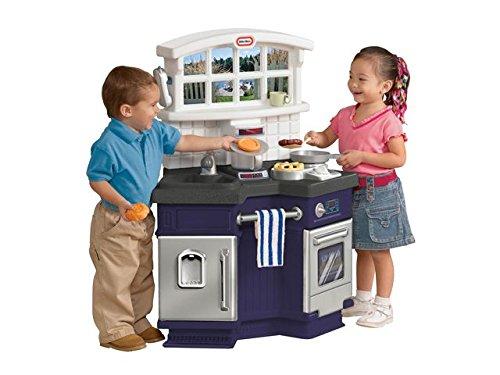 Little Tikes 171499E13 - Cocina de juguete con accesorios