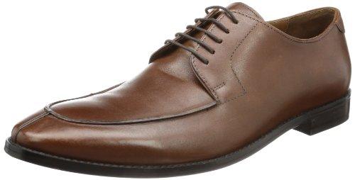Manz City AGO G, Scarpe stringate uomo marrone (Braun (cognac 177))