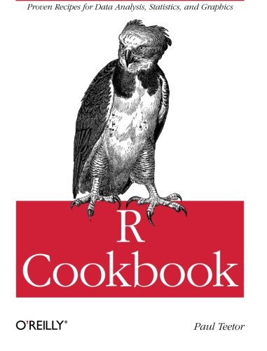 Produktbild R Cookbook (O'reilly Cookbooks)