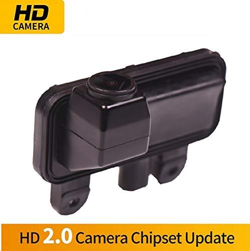 Nachtsicht Wasserdicht Farbkamera 170° HD Rückfahrkamera Kennzeichenleuchte Einparkhilfe Kamera für Mercedes-Benz B Klasse MB W245 W246 B180 B200 B260 (2012-2014)