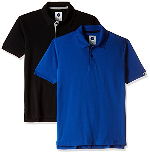 Symbol Men's Polo T-shirt (pack Of 2)