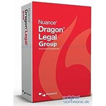 Nuance Dragon Legal Group Lizenz für 1 Benutzer (Medialess ohne Datenträger)