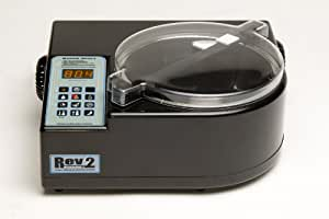 ChocoVision C116USREV2BLACK Revolation 2 Chocolate Tempering Machine, Black by ChocoVision