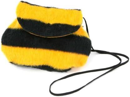 Smiffy's - Sac peluche abeille env. 25 25 25 x 20 cm 32088a