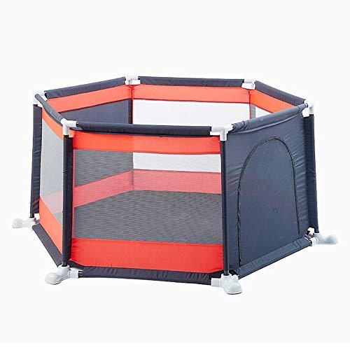 Parc de sécurité bébé, barrière de Jeu Hexagon Toddlers, Hauteur de 67 cm Anti-Renversement