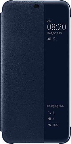 Huawei Flip View Cover (geeignet für Mate 20 Lite) blau