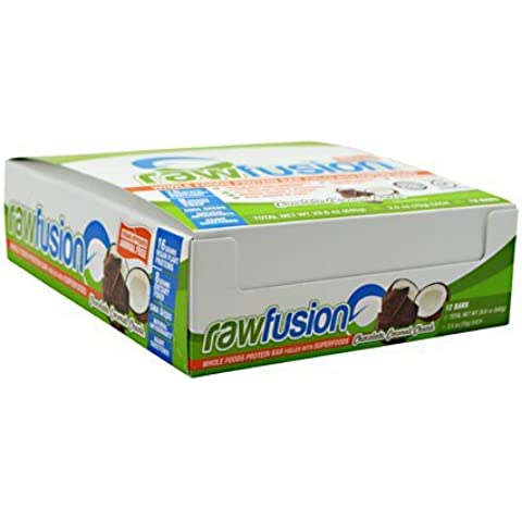 SAN Raw Fusion Bar - Whole Foods