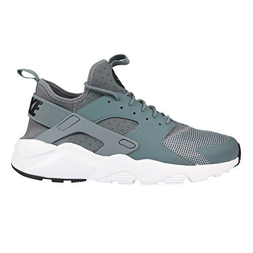 Nike Air Huarache Run Ultra, Scarpe da corsa uomo Multicolore Gris / Negro / Blanco (Cool Grey / Black-White) 43