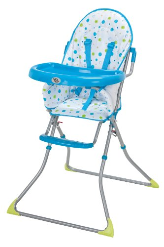 Baby Relax 27737030 - Seggiolone Kanji, Blue Dot