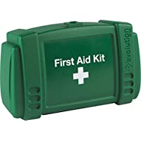 Car & Taxi First Aid Kit BS 8599-2: 2019 Compliant (Hard Case)