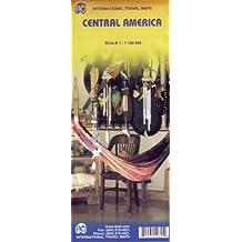 Central Amerika: ITMB Amerika: Itm.030 (International Travel Maps)