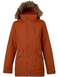 Burton Chaqueta de snowboard Hazel Jacket, otoño/invierno, mujer, color Picante, tamaño M