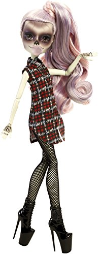 Monster High - Muñeca Zomby Gaga (Mattel FCD09)