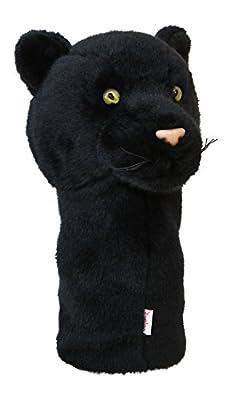 Golf Headcover schwarzer Panther
