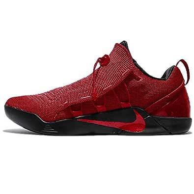 Buy Nike Men S Kobe A D Nxt University Red Bright Crimson 12 M Us At Amazon In