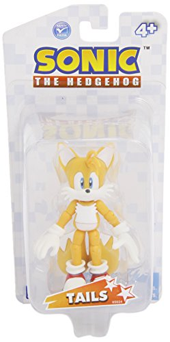 Sonic the Hedgehog Zoll-ARTICULATED Figur TAILS (Amy Rose Igel)
