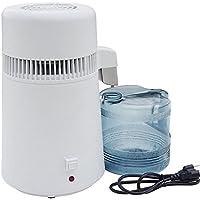 TTLIFE Destilador de Agua Casero Doméstica Water Distiller Purificador Filtro para Hacer Agua Desmineralizada Destilada Eficacia