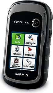 Garmin eTrex 30x Outdoor Navigationsgerät (barometrischer Höhenmesser, hochauflösendes 5,58cm (2,2 Zoll) Farbdisplay)