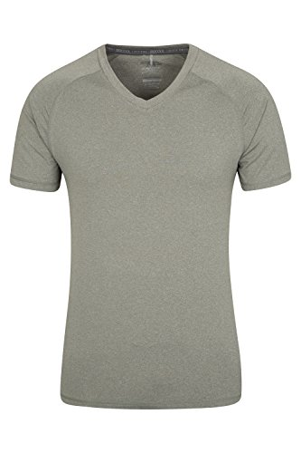 mountain-warehouse-t-shirt-homme-manches-courtes-absorbant-col-v-agra-kaki-clair-l