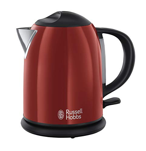 Russell Hobbs Colours Red - Hervidor agua